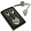 wholesale Keychains:Pendant broken heart