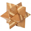 wholesale Mind Games:Bamboo Puzzle Star