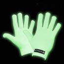 Handschuhe glühen