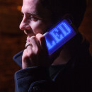 Großhandel sonstige Taschen: Programmierbarer LED Koffer für iphona 6 / 6S - Ve