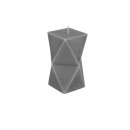 Candle kanciak - gray