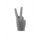Candle hand Solidarity XXL - gray