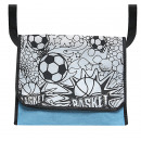 wholesale Travel and Sports Bags: Sports bag to be colored - last items