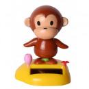 Solar figurine - Hieronymus monkey