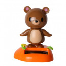 Solar figurine - Heino teddy bear