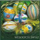 Großhandel Glückwunschkarten: Ostern passieren den Umschlag