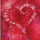 Le passage de la Saint-Valentin de l'enveloppe