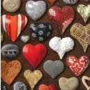 grossiste Cartes de vœux: Le passage de la  Saint-Valentin de l'enveloppe
