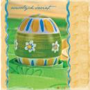 Ostern passieren den Umschlag