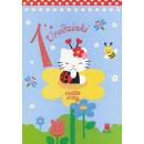 mayorista Boutiques y almacenamiento: Billete de Hello  Kitty con la envoltura