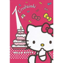 wholesale Business Equipment: Ticket Hello Kitty with the envelope