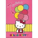 Biglietto Hello Kitty con la busta