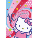 mayorista Boutiques y almacenamiento: Billete de Hello Kitty con la envoltura