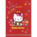 Ticket Hello Kitty with the envelope