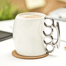 White heartwood mug