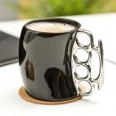 Black heartwood mug