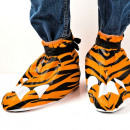 Zapatos de tigre evento de masas