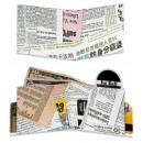 ingrosso Portafogli: Il portafoglio di ritagli di giornale