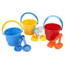 wholesale Outdoor Toys:Bucket with amenities