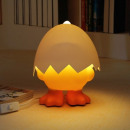 Bedside lamp duck