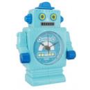 wholesale Clocks & Alarm Clocks:Alarm robot - Leo