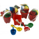wholesale Outdoor Toys:Mini bucket with gear