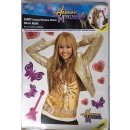 wholesale Wall Tattoos: Giant decorative stickers Hannah Montana -