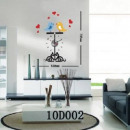wholesale Clocks & Alarm Clocks: Clock with sticker on the wall - do it yourself