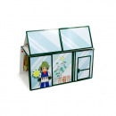 wholesale Garden Equipment: House of cards - greenhouse