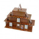 wholesale Wooden Toys: House of cards - wood house
