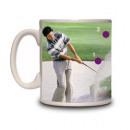 Mug golf - Guess where the ball