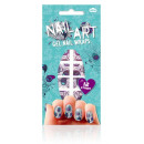 wholesale Nail Varnish: Gel stickers on your nails