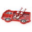 Een set van kinderen - brandweer