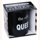 Mug The office queen - Sale