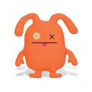 Muñeca fea buey 33 cm de naranja
