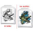 Großhandel Shirts & Tops: T-Shirt die Farbe wechselt - Krokodil