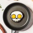 mayorista Molde pastelería gratin: Molde para huevos - cráneo