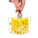 grossiste Cadeaux et papeterie: boîte Mini labyrinthe - jaune