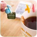 grossiste Aides de cuisine: Escargots  étiquette sur le  sac pour le thé 6 ...