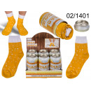 wholesale Stockings & Socks:Beer socks, canned