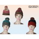 Großhandel Kopfbedeckung:Cap mit Quaste