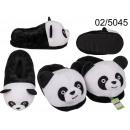groothandel Schoenen: Slippers panda maat 37-42