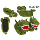 wholesale Fashion & Apparel: Dinosaur slippers size 37-42