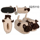 wholesale Fashion & Apparel: Pug slippers size 31-36 for children