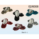 wholesale Shoes: Snoozies - Ballerina sequins