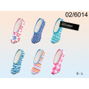 wholesale Shoes:Snoozies thin patterned