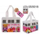 VWT1 Bus Summer Love lunch bag