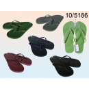 wholesale Shoes: Flip flops on the beach and pool