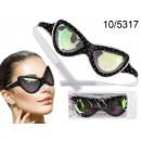 wholesale Facial Care: Eye gel mask - Retro sunglasses