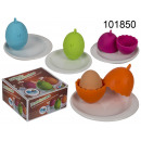 wholesale Casserole Dishes and Baking Molds: Silicone mold on the egg with saucer